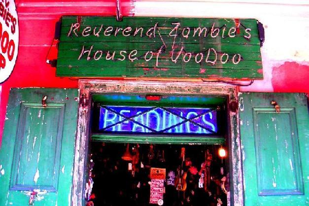 Reverend Zombieu0027s House Of Voodoo